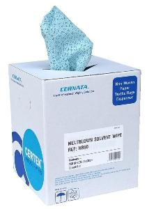 CERNATA® MELTBLOWN WIPE Boxed Roll 250 Sheets 30x38cms