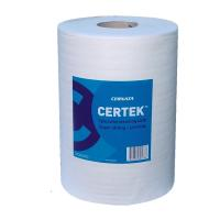 CERTEK™ Precision Wiping Roll 30x38cm 400 Sheets White
