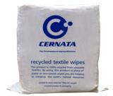 White Cleaning Rag Cotton Rich - Poly Pack 10kg